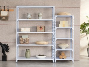 Perforated Slotted Angle Iron for Shelving