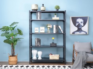 Stainless Steel Slotted Angle Iron Shelves
