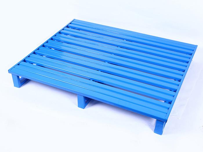 Heavy Duty Industrial Galvanized Steel Pallet Featured Image