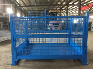 Collapsible Steel Stillage Cage