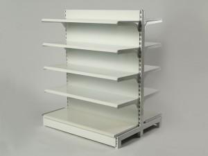 Metal Display Supermarket Shelves