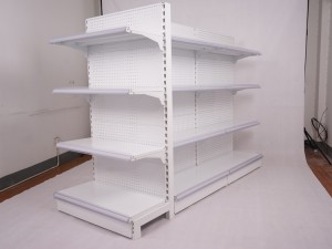 Gondola Supermarket Shelving Systems
