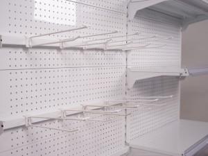 Gondola Supermarket Shelving Systems